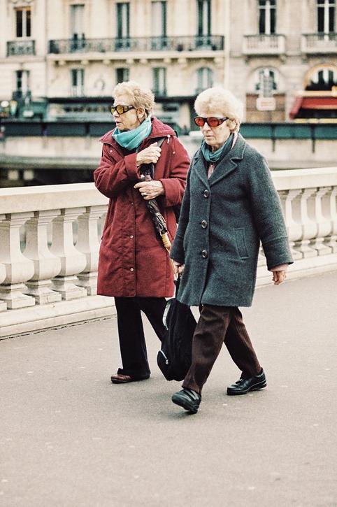 Mireille & Sabine