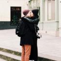 Sur les marches de l'amour