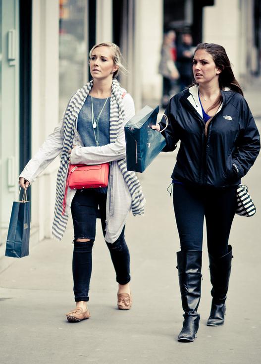 Anne-Laure & Karine