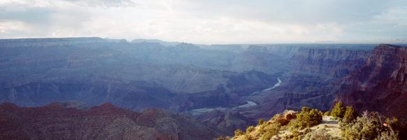 Grand Canyon  – Through the eye of the XPAN