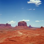 Monument Valley – Through the eye of the Hasselblad