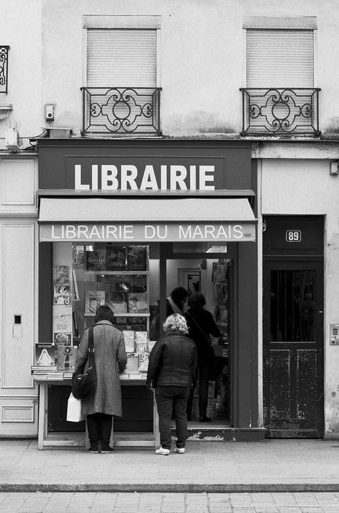 Librairie du Marais