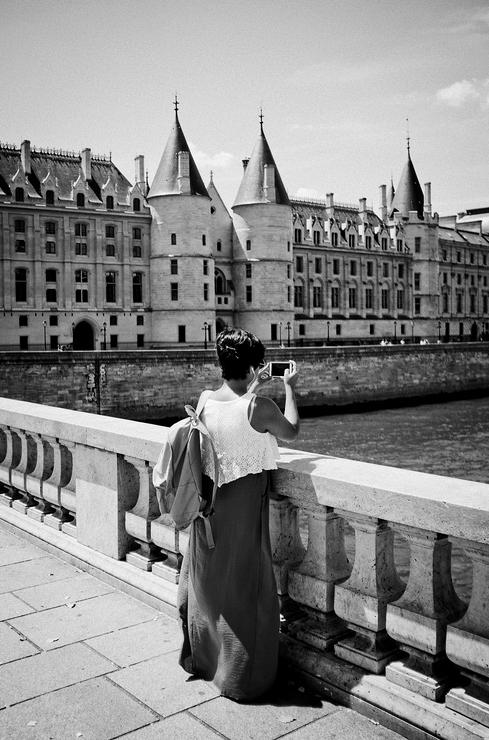 Vacance à Paris
