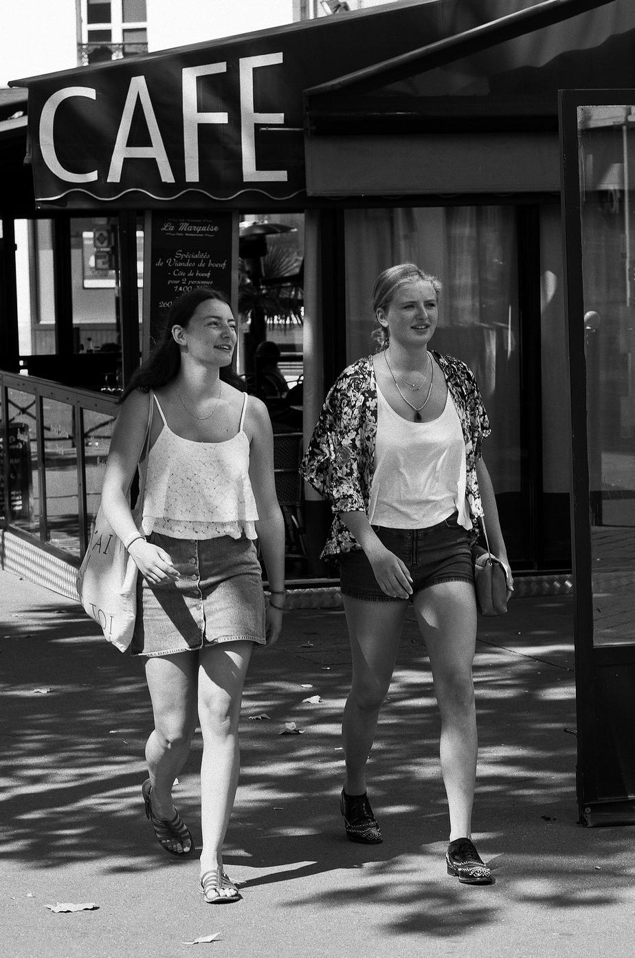 Stéphanie & Donna