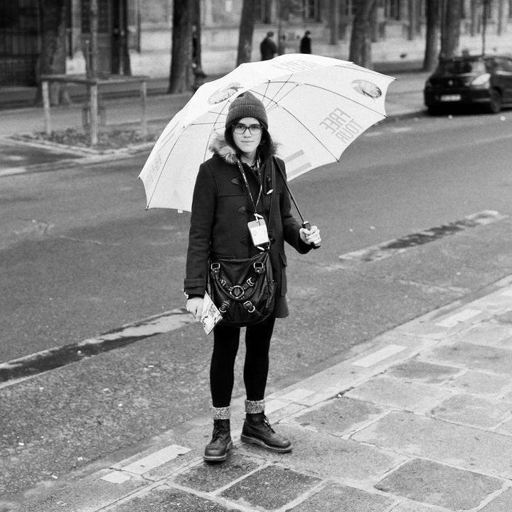 Sous le grand parapluie