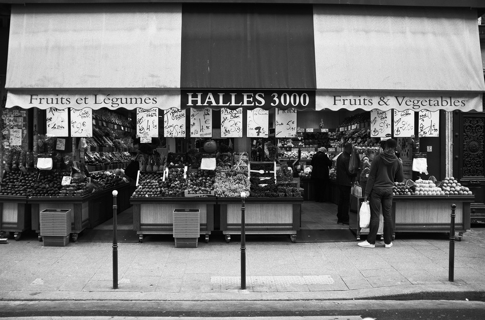 Halles 3000