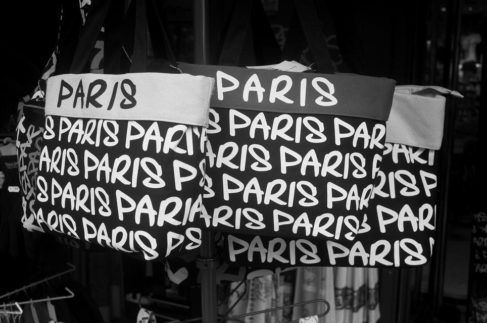 Paris, Paris, Paris, Paris, Paris