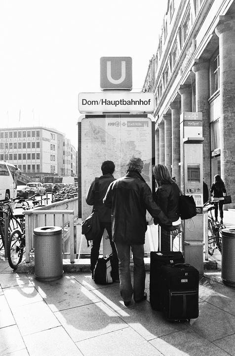 Transport en commun de Cologne