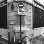 La bicyclette tordu