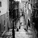 Dans les ruelles de Montmartre