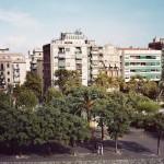 Barcelone – Passeig de Joan de Borbó