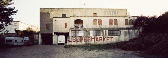 Supermarché abandonné
