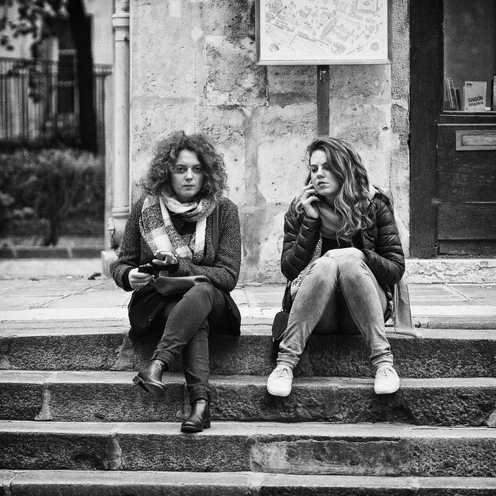 Lisa & Adèle