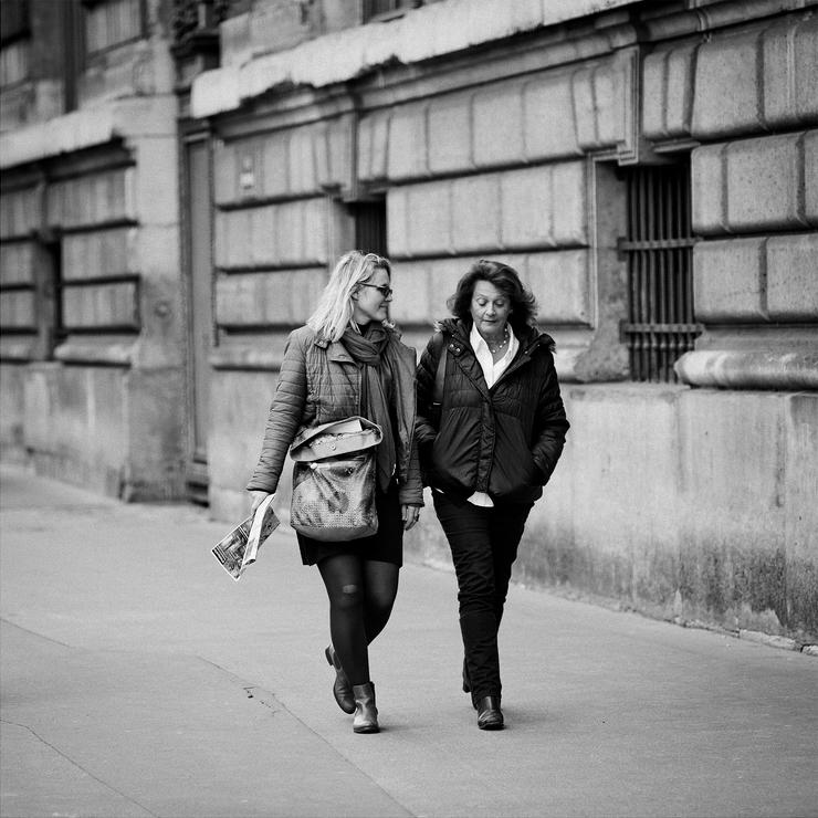 Marthe & Françoise