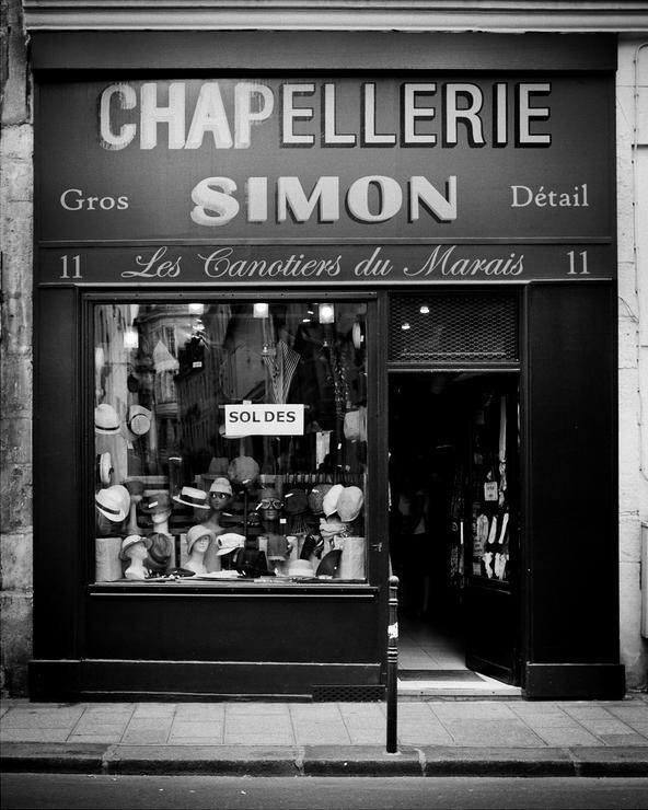 Chapellerie Simon