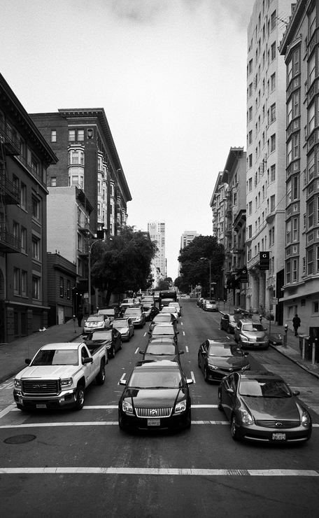 San Francisco's Traffic