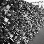 Les cadenas du pont de la Tournelle