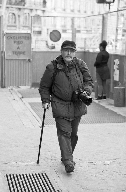 Notre maître de la photo de rue