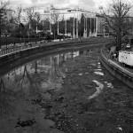 Vidange du Canal Saint-Martin