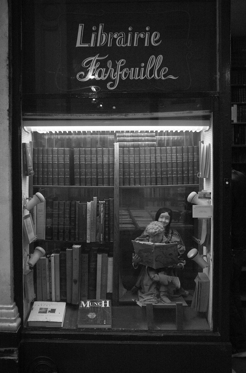 Librairie Farfouille