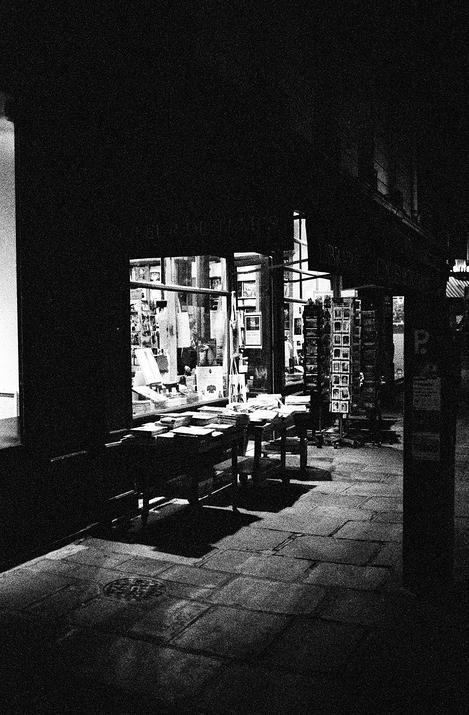 Librairie de nuit