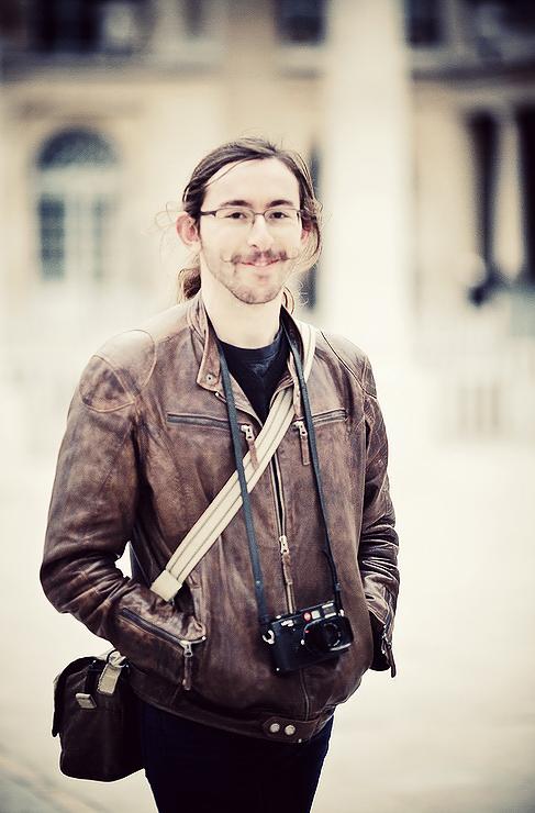 Le dandy photographe