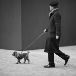 Yves & son chien