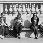 Lana, Joanna & Cécile