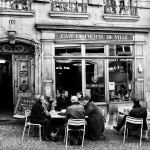 Café de l'hôtel de ville
