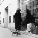 Mme Samirez et son chien Hugo