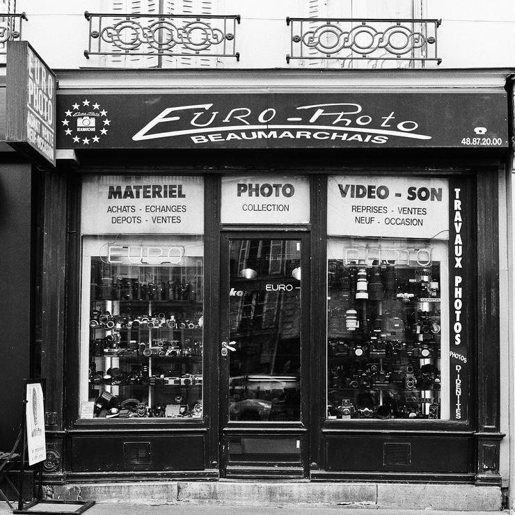 Euro Photo Beaumarchais