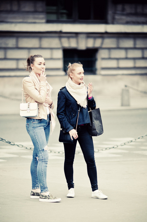 Anne-Lise & Emilie