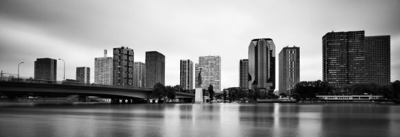 Beaugrenelle Skyline