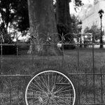 La roue attachée