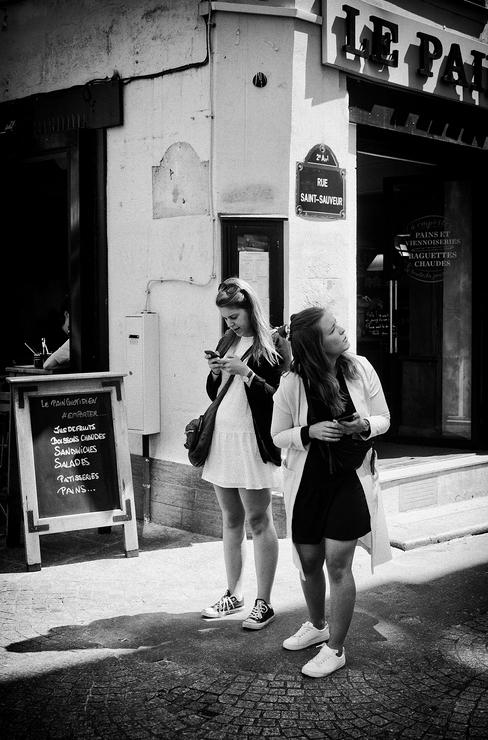 Cécile & Laurence
