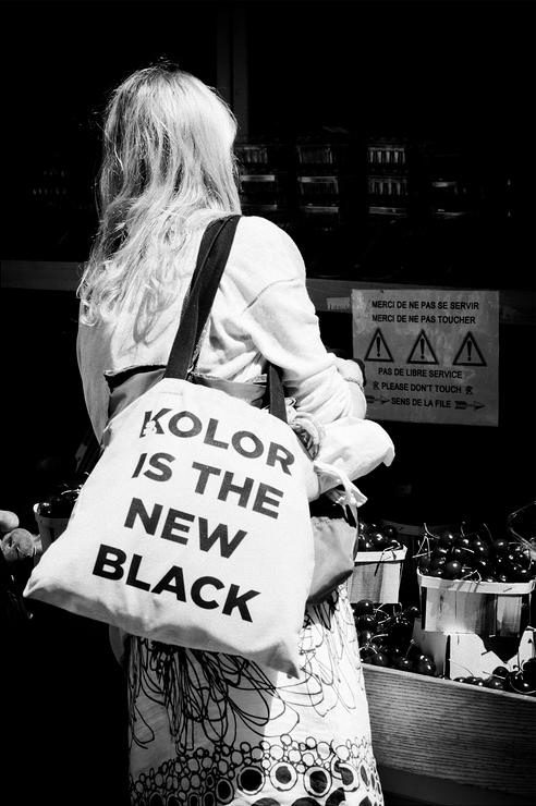 Kolor is the new black