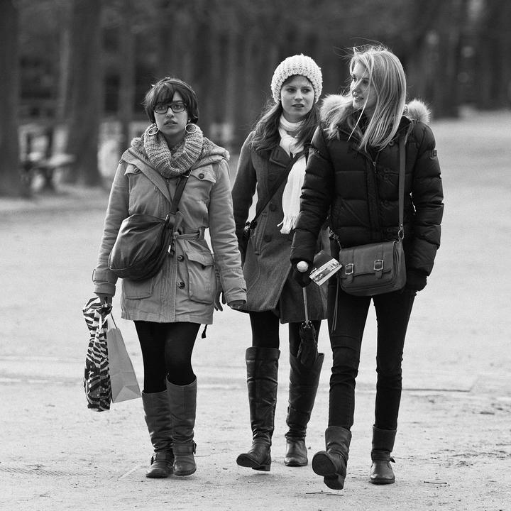 Trio féminin