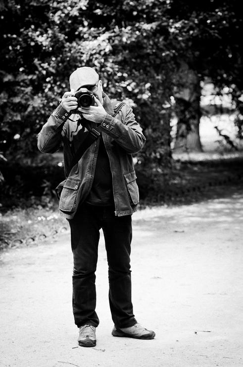L'artiste photographe