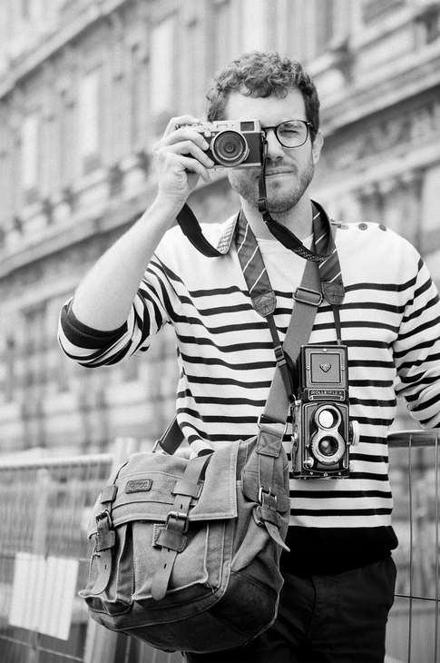 Grégoire Reporter
