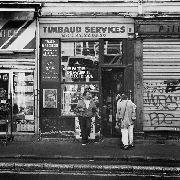 Timbaud Services