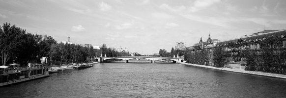 Les ponts en été