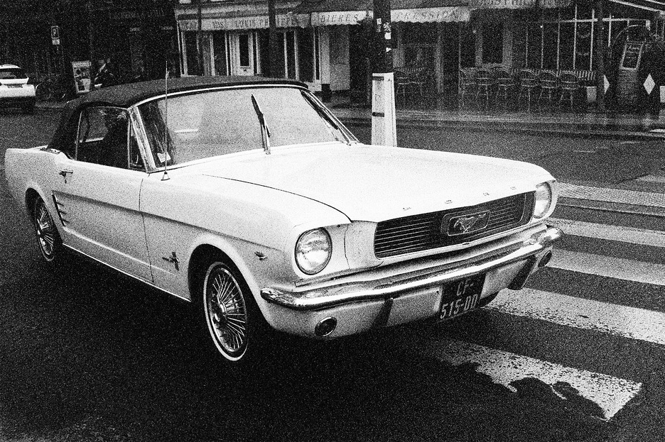 Ford Mustang Décapotable