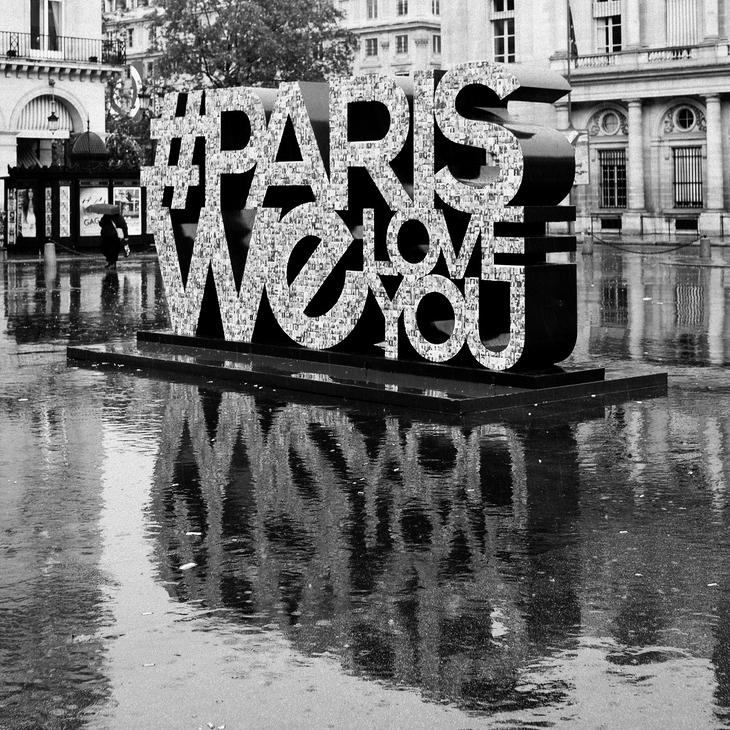 Paris, we love you