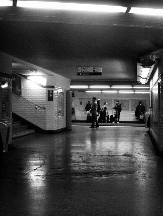 Station Gare de l 'Est