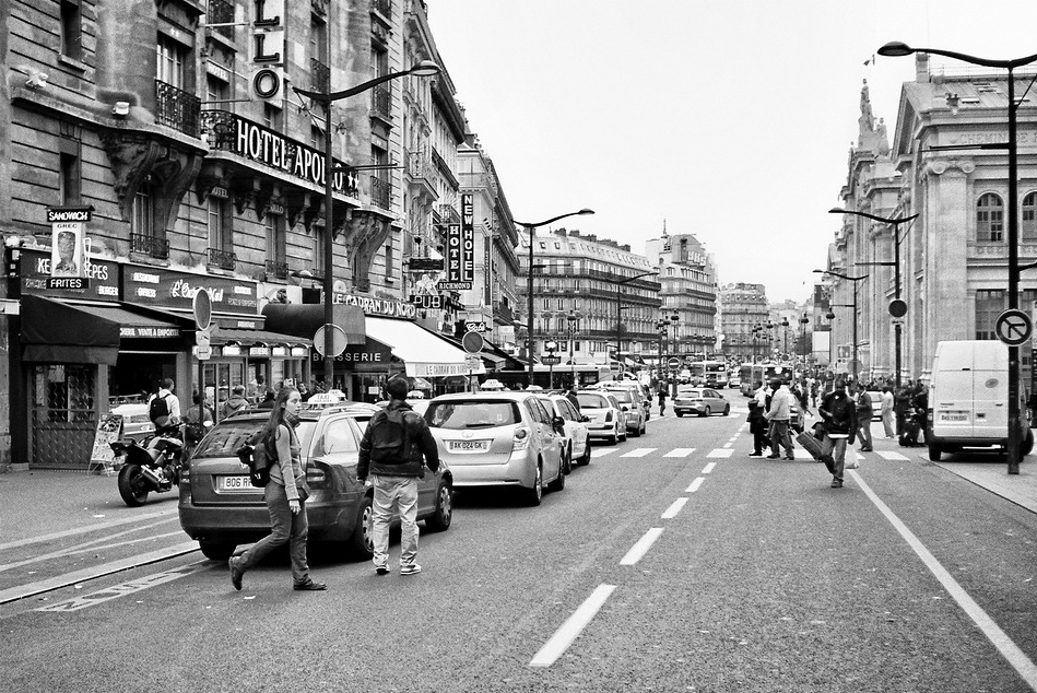 Rue de Dunkerque