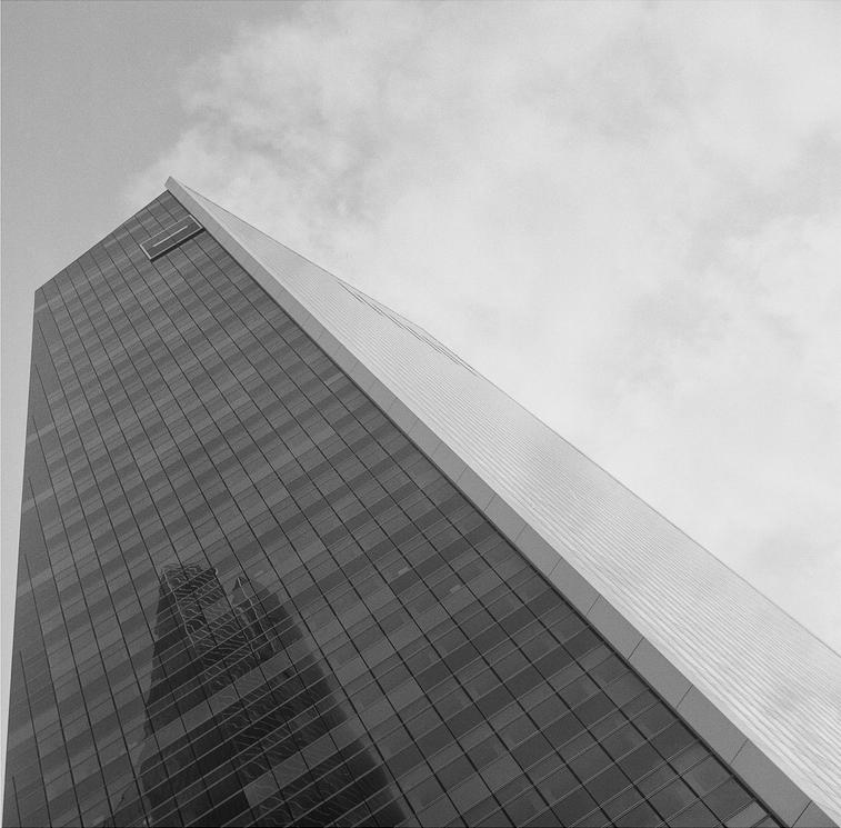 La tour de verre
