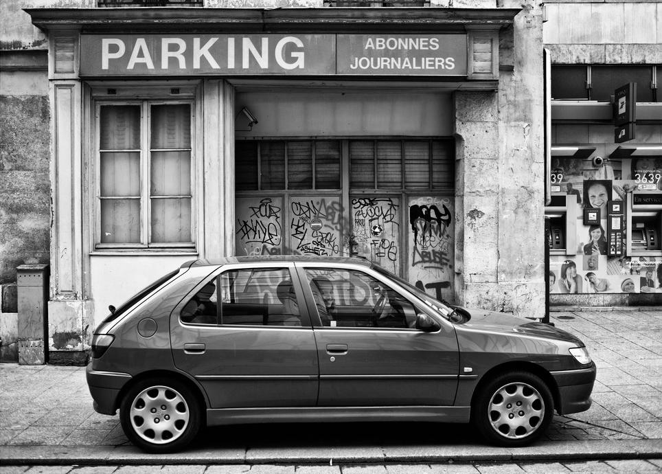 Parking - Abonnés journaliers