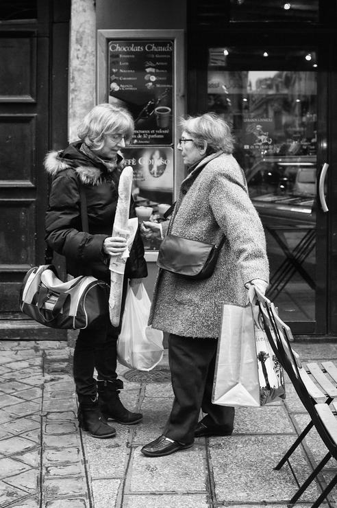 Nicole & Geneviève