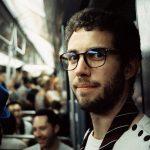 Grégoire dans le métro