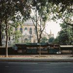 Le bouquiniste du quai de Montebello